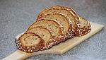 ziarna chleba, chleb, chleb żytni