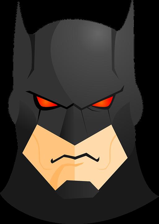 Batman dc hero grafica vettoriale gratuita su pixabay