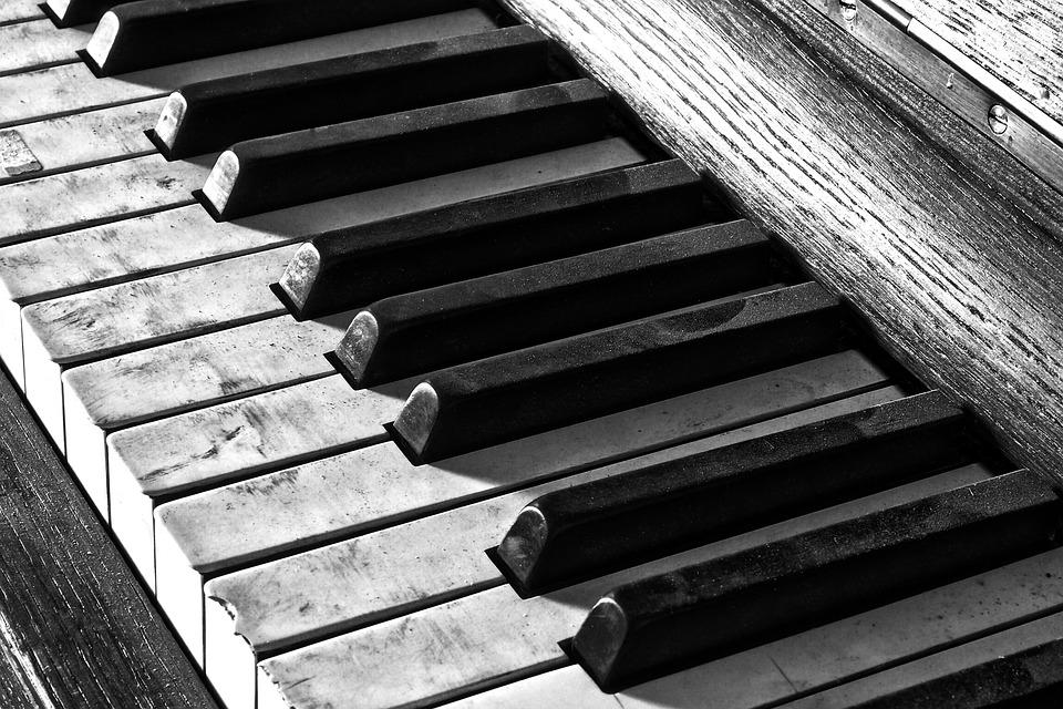 Klavier Tasten Musik · Kostenloses Foto auf Pixabay