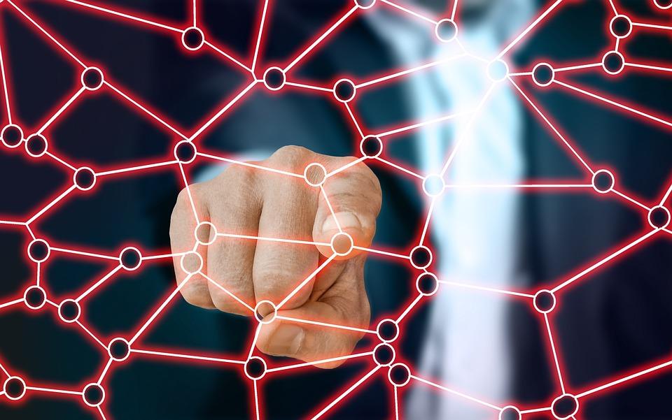 指, タッチ, 手, 構造, インターネット, ネットワーク, 社会, 社会的ネットワーク, ロゴ
