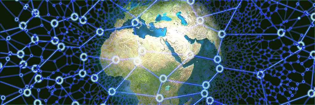 Network, Social, Globe, Worldwide