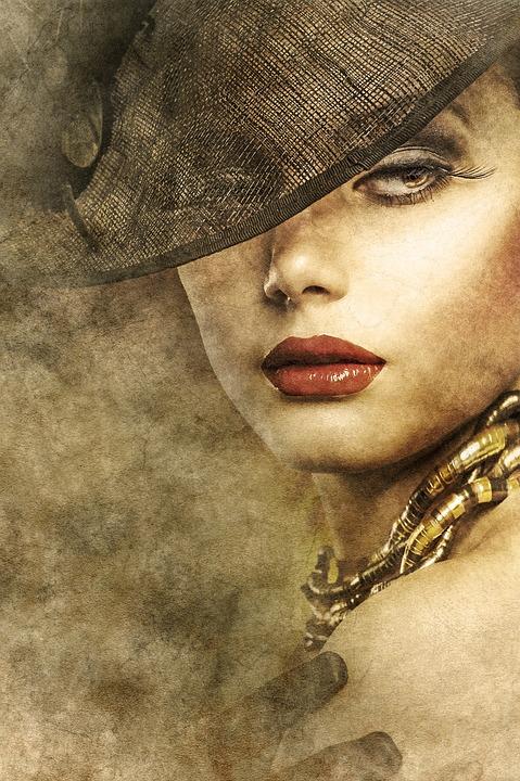 profiter de prix pas cher la moitié technologies sophistiquées Femme Portrait Style Ancien - Photo gratuite sur Pixabay