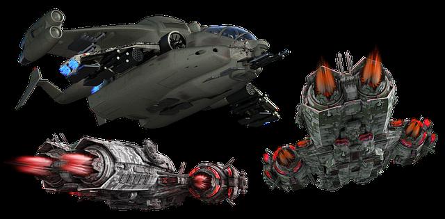 Spaceship Starship Spacecraft · Free Image On Pixabay
