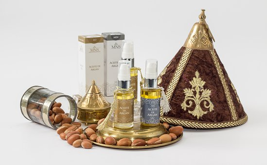 Or, Traditionnel, Argan, Huiles