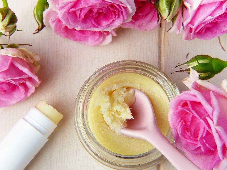 Fiore, Rosa, Crema, Petalo, Pelle, Cura, Naturalmente