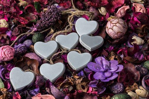 Valentine'S Day, Heart, Flowers