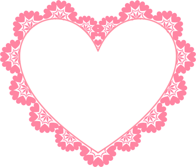 frame heart border 183 free image on pixabay