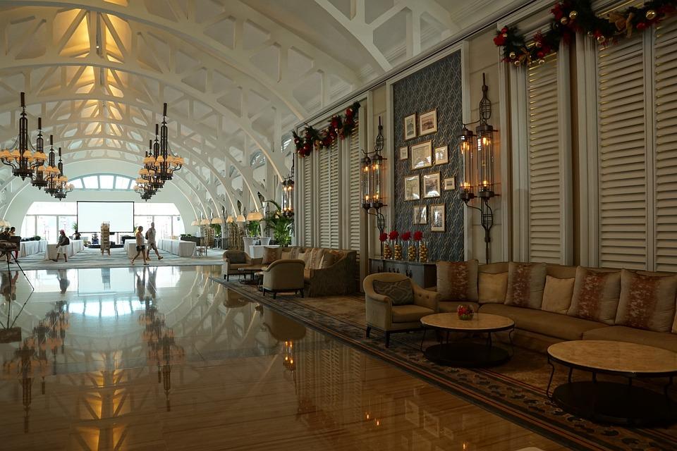 Hotel Di Lusso Interni : Tavolo allinterno di lusso foto gratis su pixabay