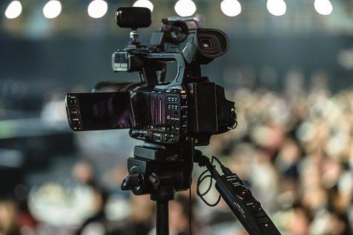 Lens, Equipment, Video, Digital Camera
