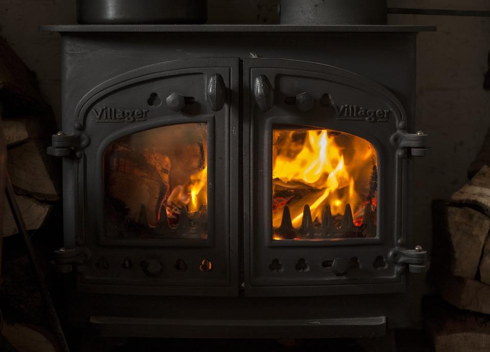 Kamin Fireplace