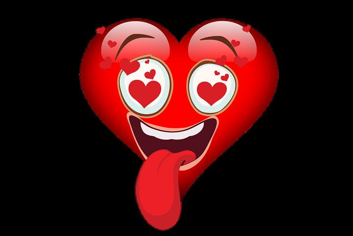 Смешные картинки сердца