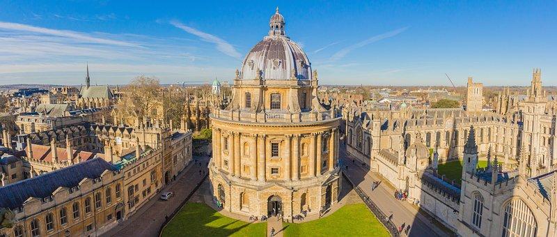 Bâtiment, Tourisme, Ville, Ciel, Oxford