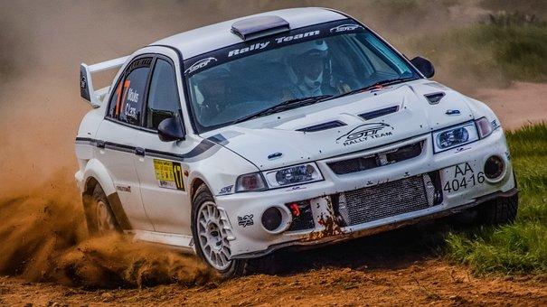 course voiture rallye piste - Voitur De Cours