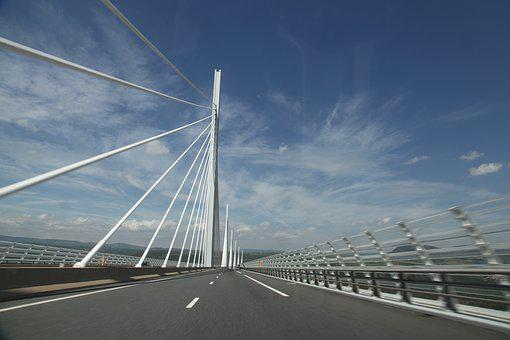 Transport, Road, Traffic, Highway, Sky