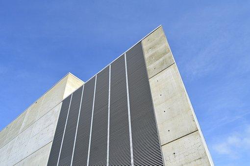 Architecture, Sky, Business, Building