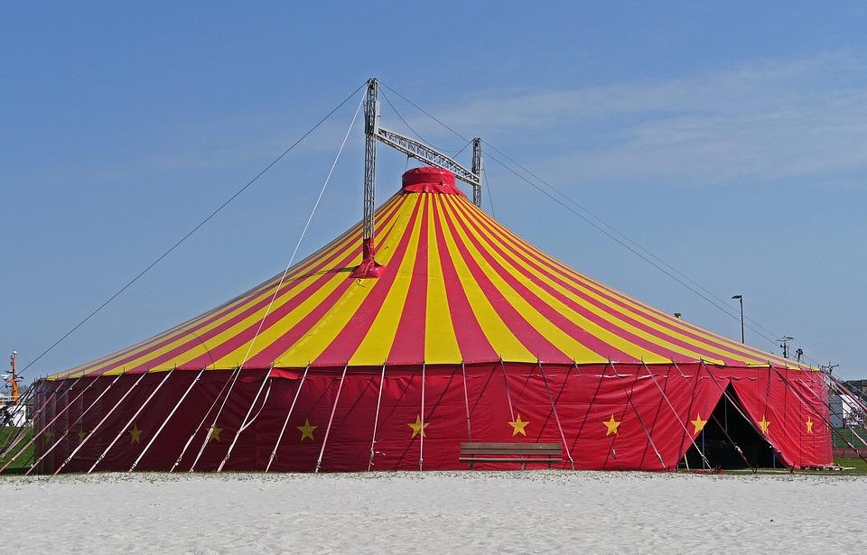Free Photo Circus Tent Event District Free Image On