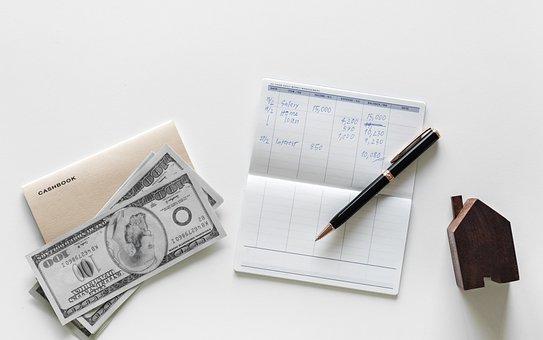紙, ビジネス, ファイナンス, 通貨, ドキュメント, アカウント, アメリカ