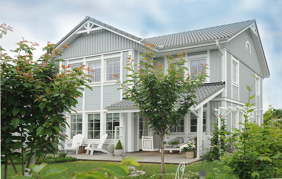 Къща, Прозорец, Лукс, Лизинг, Архитектура, Семейство