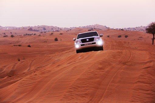 Adventure, Sand, Safaris, Desert, Car