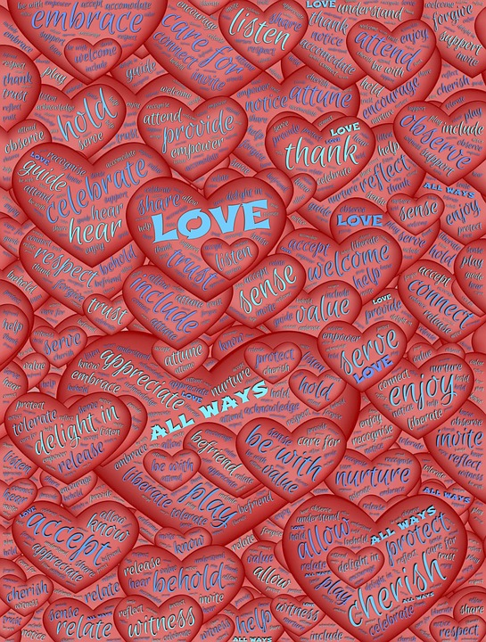 Free illustration: Love, Hearts, Valentine, Red - Free Image on ...