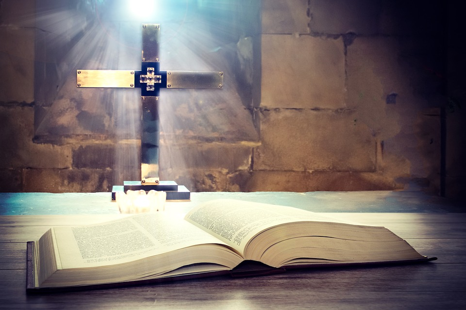 Святая Библия, Христианство, Молитва, Церковь, Вера