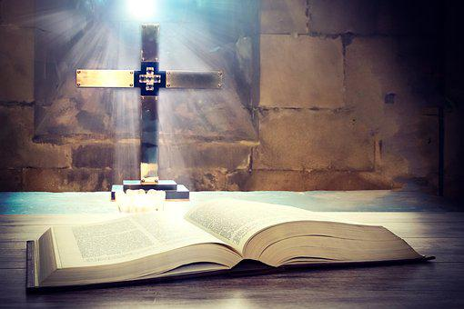 Holy Bible, Christianity, Prayer, Church