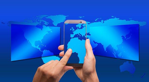 Smartphone, Wlan, Wifi, Mobile Phone
