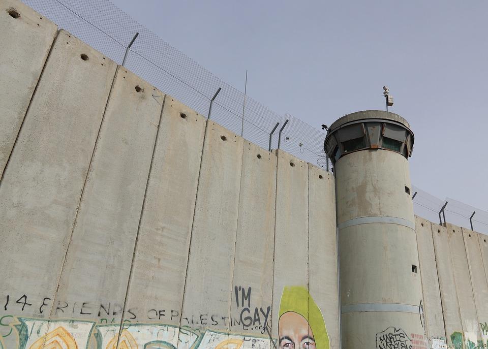 Palestine, Israel, Bethlehem, Wall, Separation, Border