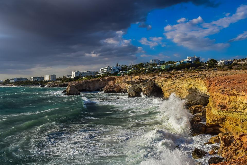 Cypern Ayia Napa Hösten Gratis Foto På Pixabay