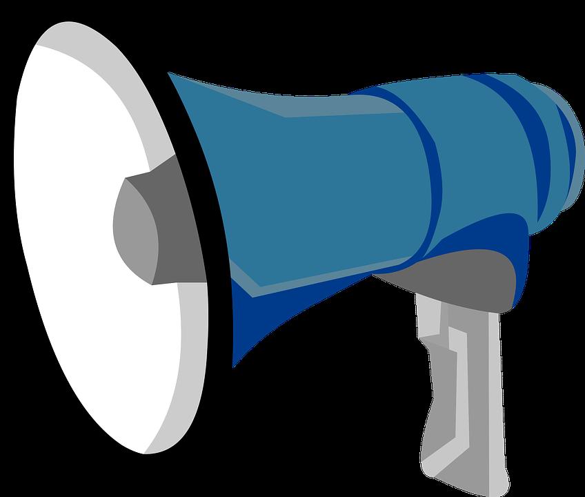 megaphone loudspeaker graphic free vector graphic on pixabay megaphone loudspeaker graphic free