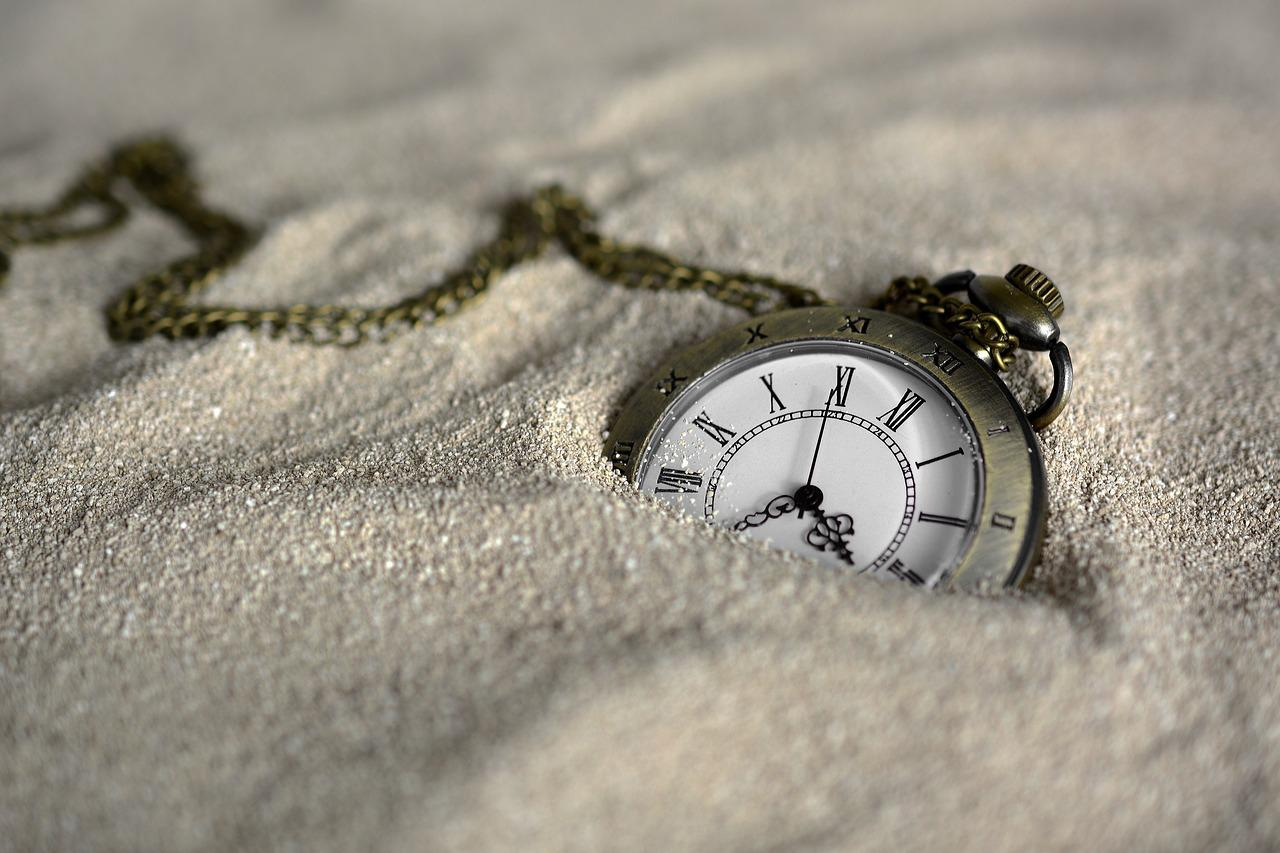Pocket Watch Time Of Sand - Free photo on Pixabay