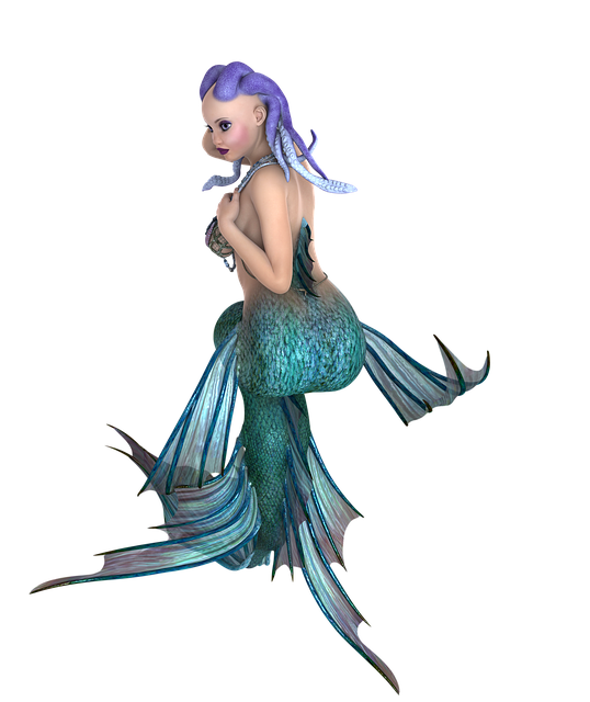 mermaid fantasy myth  u00b7 free image on pixabay