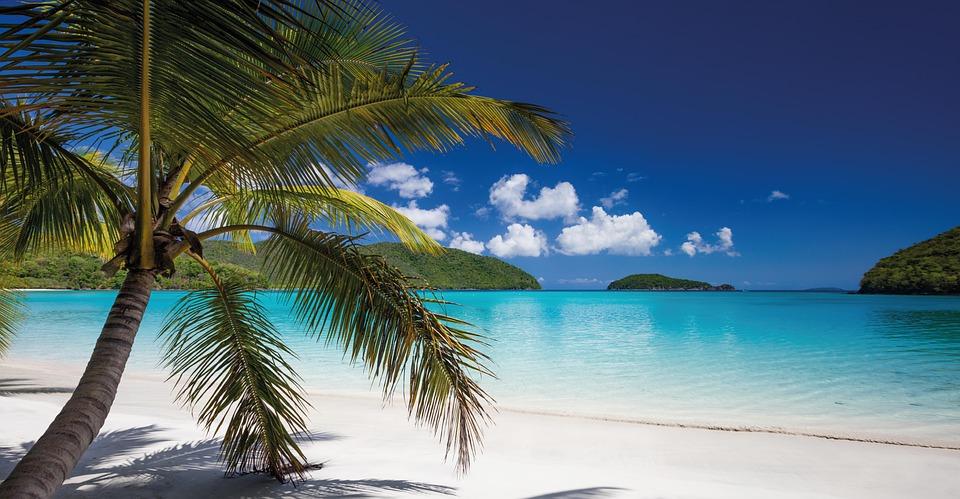 sand tropical beach free photo on pixabay