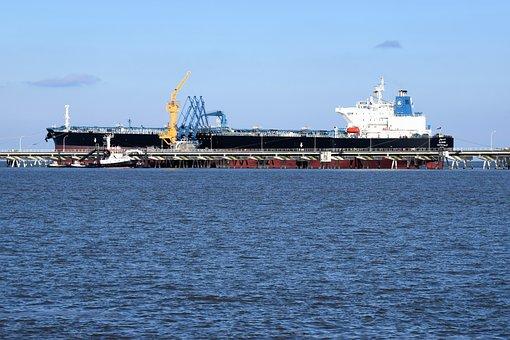 Navio, Águas, Mar, Sistema De Transporte
