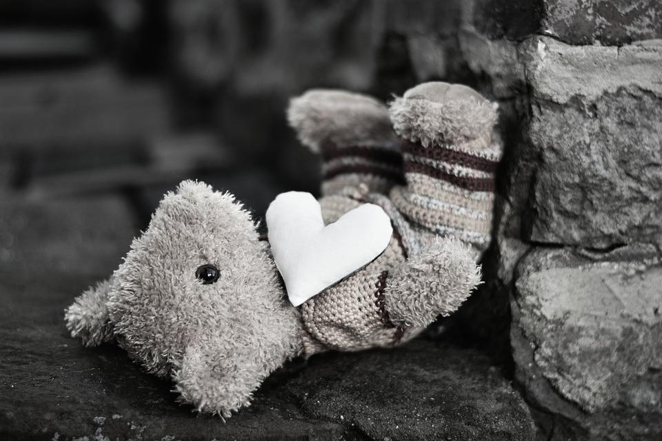 Teddy Bear, Teddy, Soft Toy, Stuffed Animal, Bear, Toys