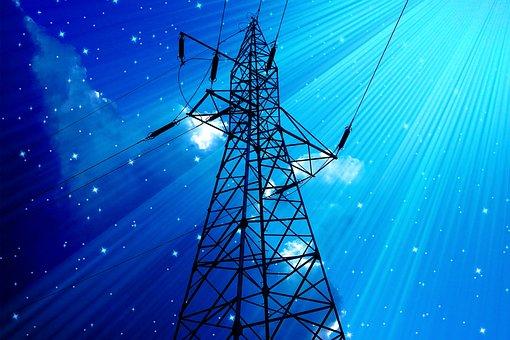 Eletricidade, Céu, Tecnologia