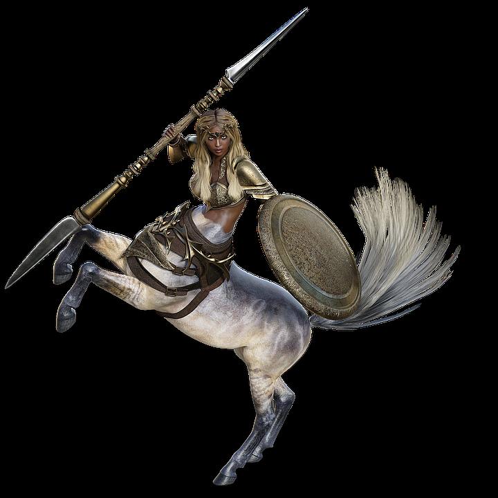 ケンタウロス Centaur ハイブリッド Pixabayの無料画像