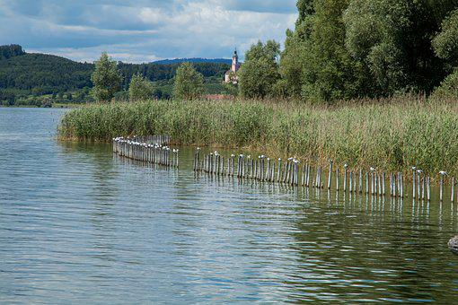 Waters, Nature, River, Reflection, Lake