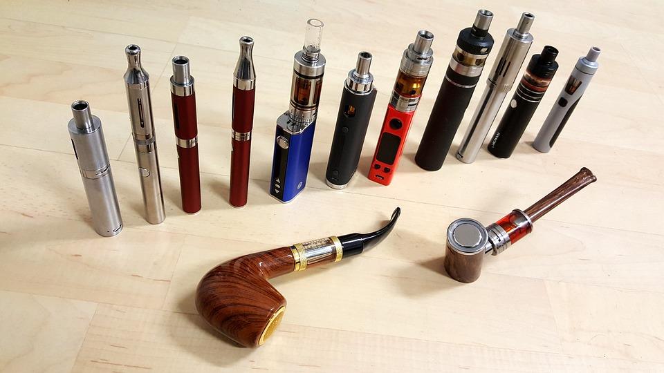 E-Cigarette Collection, Steam, Vapours, E Cigarette