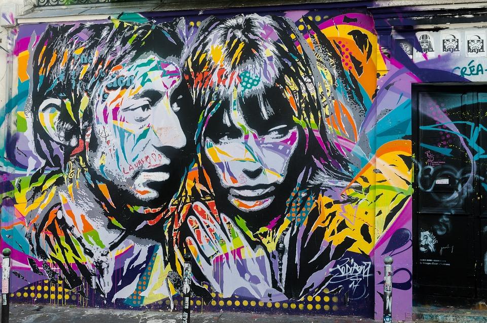 Graffiti Farben.Graffiti Farbe Kunst Kostenloses Foto Auf Pixabay