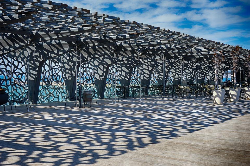 Architecture sky mucem museum marseille monument