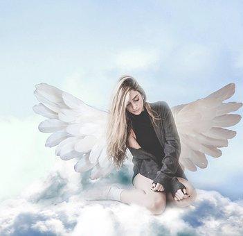 Angels, Angel, Wings, Heaven, Religion