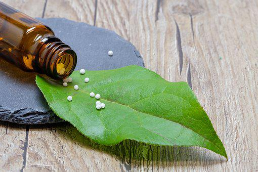 Globuli, Homeopathy, Naturopathy