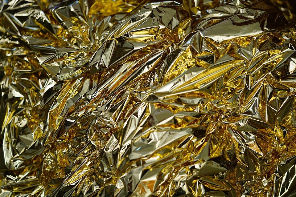 Coperte Termiche Oro Argento.Coperta Termica Slide Lamina Foto Gratis Su Pixabay