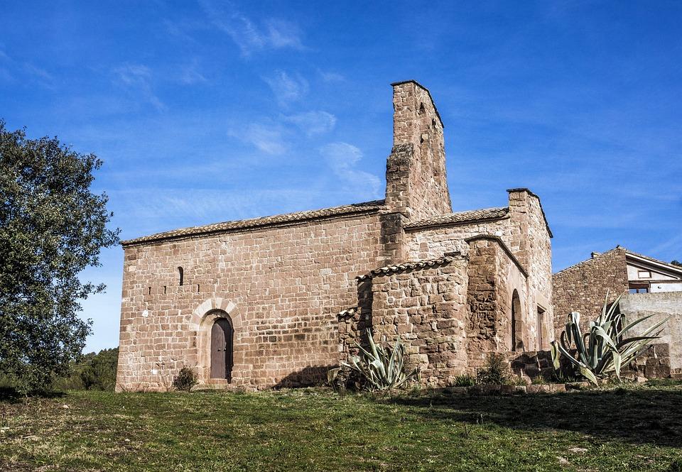 寺, 体系结构, 老, 宗教, 哥特式, 旧建筑, 石, 教堂, 天空, 外观