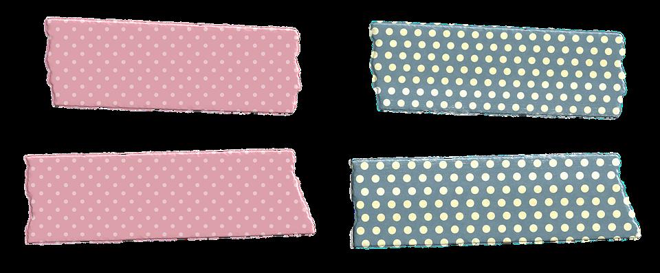 Washi Tape Ornament · Free image on Pixabay