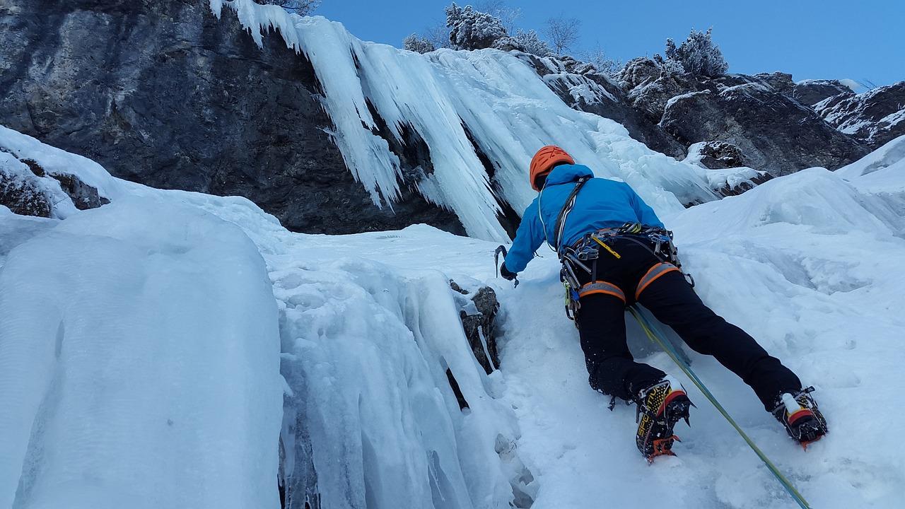 Ice climbing 3166077 1280