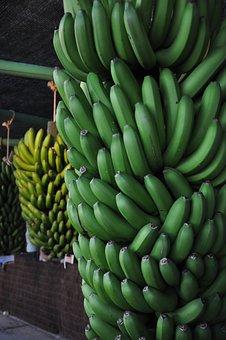 Madeira, Portugal, Bananas, Volume