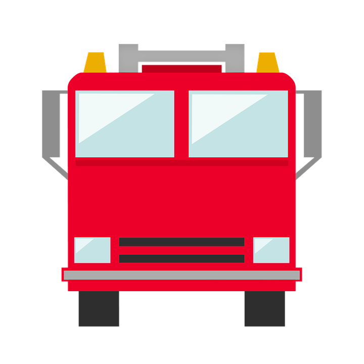 Firetruck Icon Fire · Free Image On Pixabay