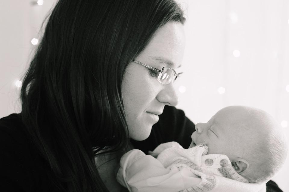 Madre, Maternidad, Recién Nacido, Bebé, Infantil